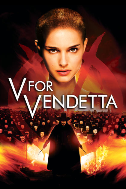 فيلمV for Vendetta