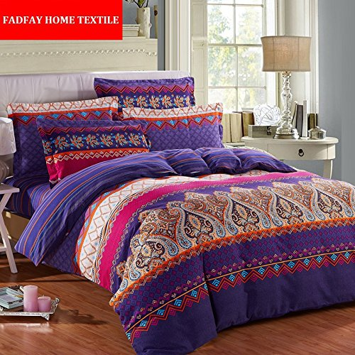 Can You Put A Comforter In A Duvet Cover Fadfay Home Textile,modern Paisley Print Duvet Covers