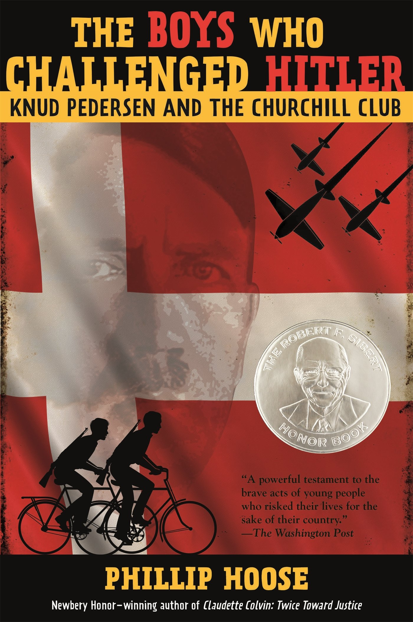 Churchill Libros The Boys Who Challenged Hitler Knud Pedersen And The