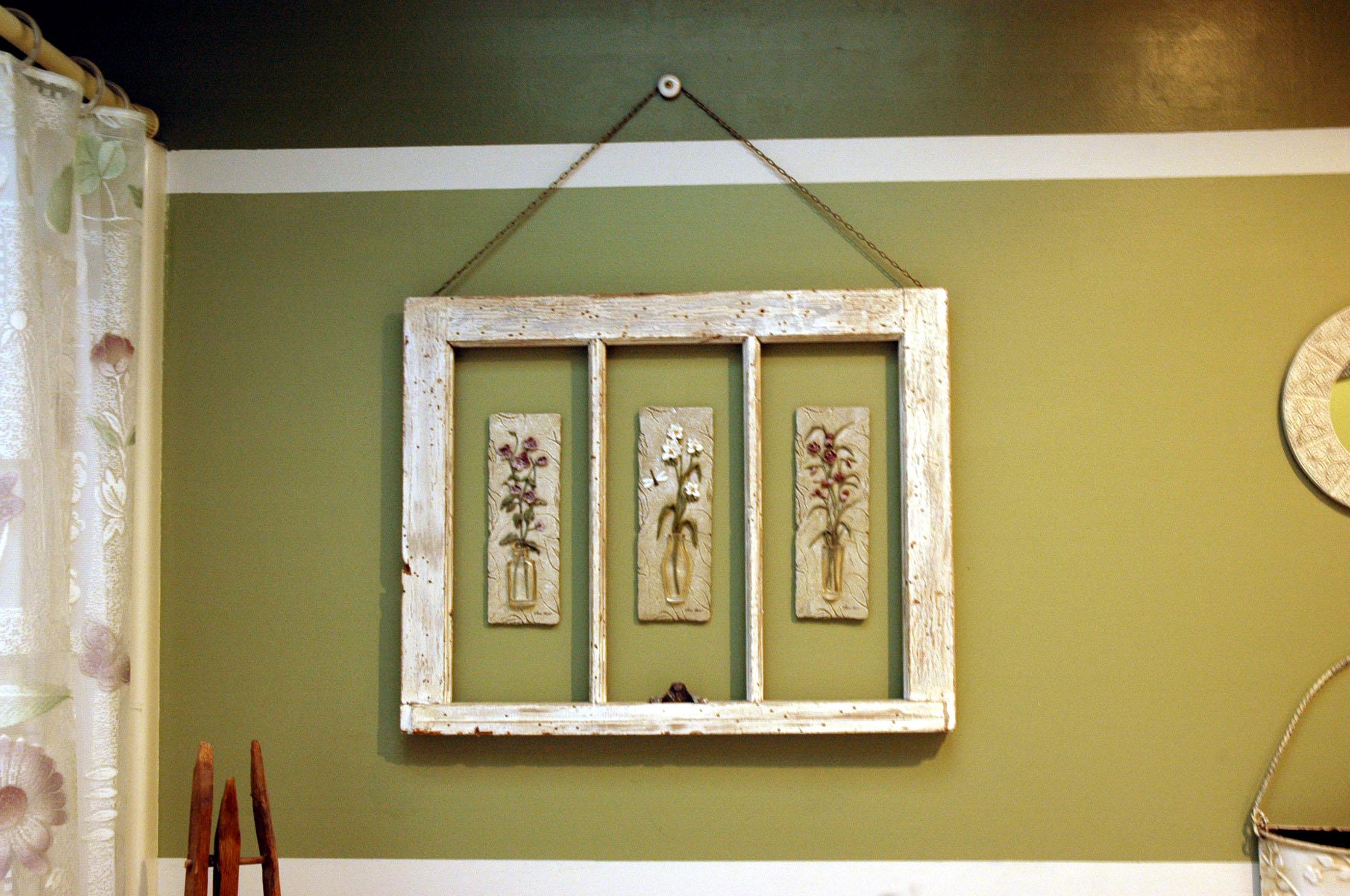 Window Frame Wall Art - Elitflat
