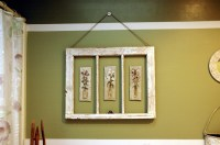 Framed Bathroom Art | ShabbyLisaW