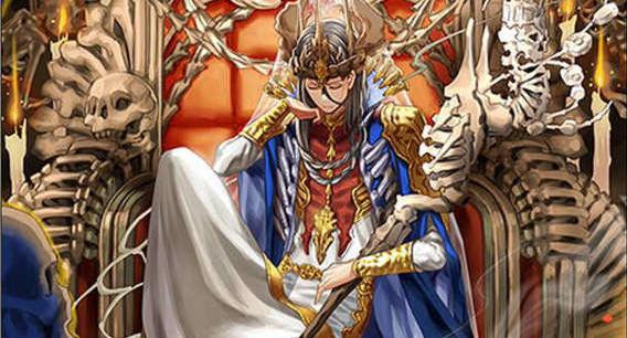 シャドウバース 新カード 骨の貴公子が高評価!!アグロでリソース切らさずに攻めたり骸の王に使ったりと汎用性高いか!?