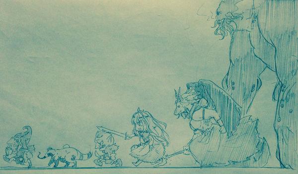 シャドウバース 123アリスバフォメット倉木を表現した絵がプロの犯行と話題にwww今期を象徴した一枚ですね・・・