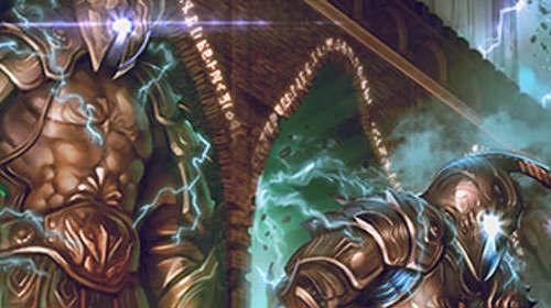 シャドウバース ゴーレムアサルト 超越を支えている隠れた強カード!?オウルやキマイラが目立つけどコレも凄いよな