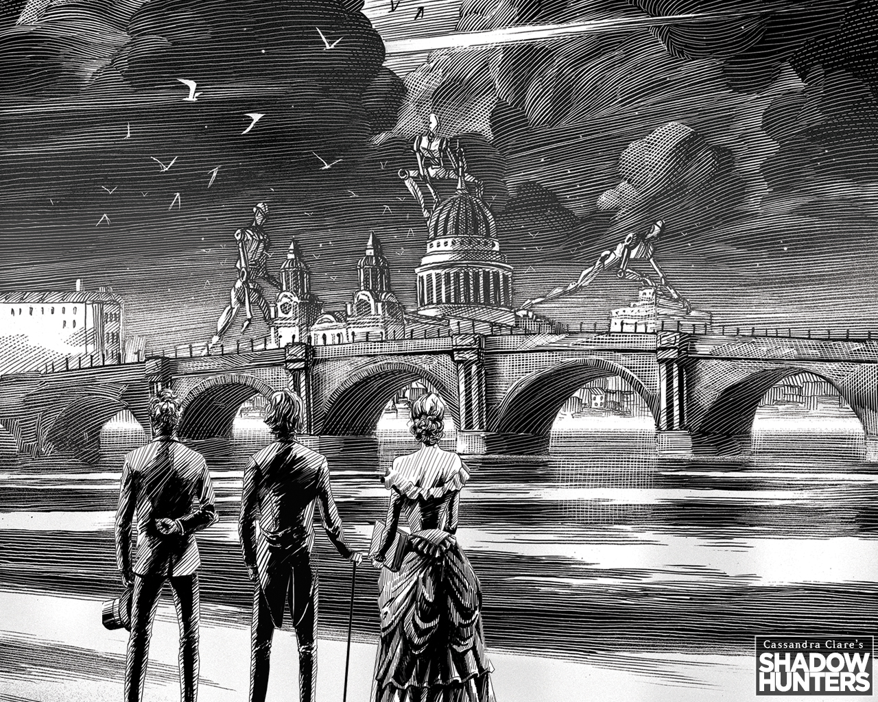 The Infernal Devices Quotes Wallpaper The Infernal Devices Shadowhunters