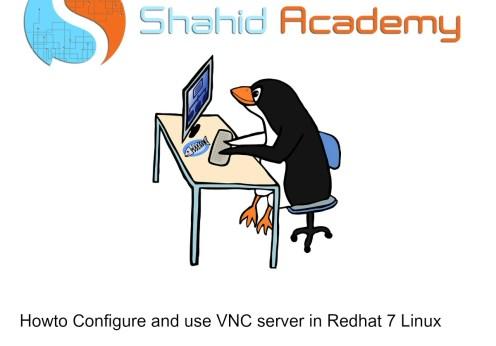 Linux-VNC-server