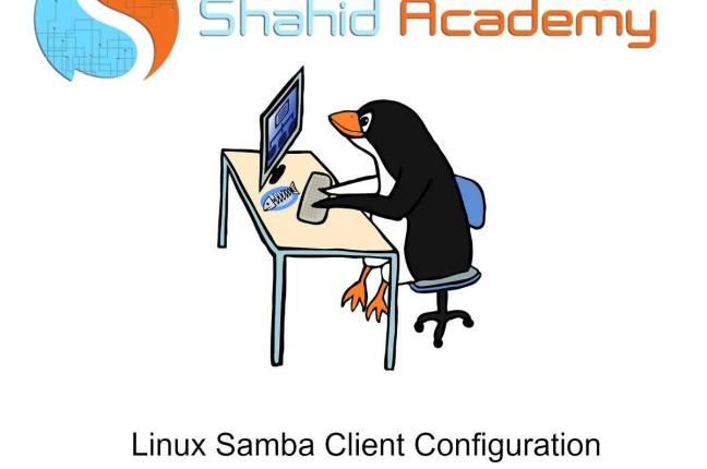 Linux-samba-client