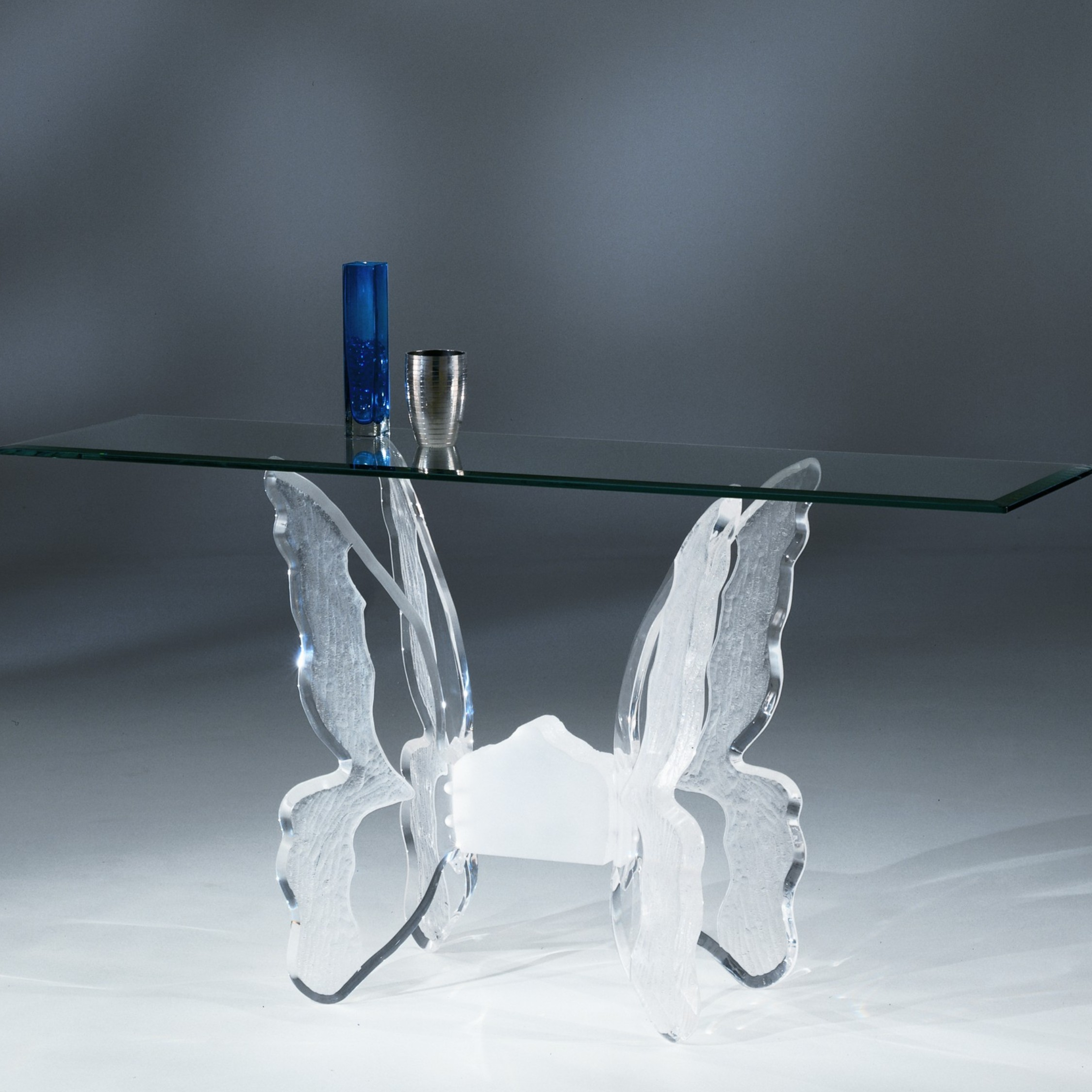 Table Plexiglas Transparent Butterfly Sofa Table Acrylic Coffee Table Acrylic Furniture