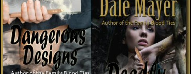 Y.A Fantasy Book 'Design Series' by Dale Mayer: Giveaway & Extracts