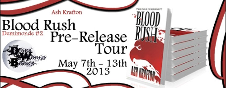 May Monster Madness 3: Blood Rush Pre-Release Tour