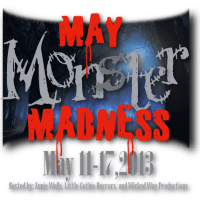 May Monster Madness 1: The Psychology of Fear (The Five Basic Fears)