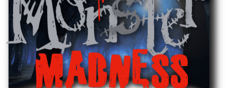 May Monster Madness 4: My Favourite Monster & Ten Reasons Why.