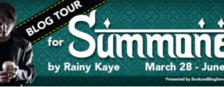 Book #Review: Summoned by Rainy Kaye Plus #excerpt & #giveaway #amreading #urbanfantasy