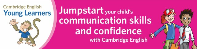 Cambridge English young learners_Feature image