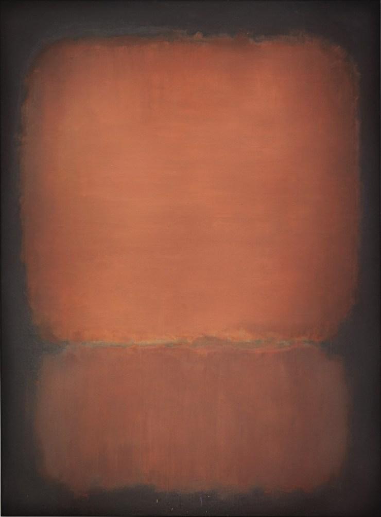 Mark Rothko, No. 10 (1958)  - Art auctions