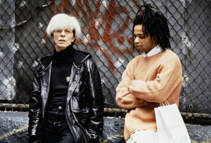 Basquiat - films related to art