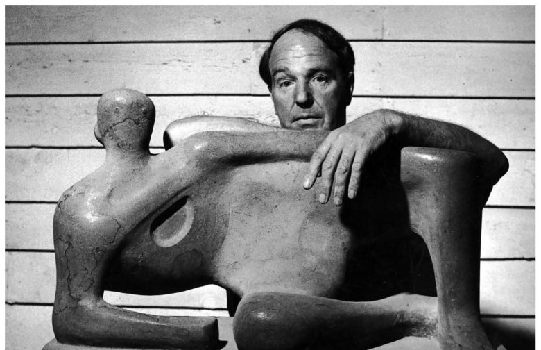 Henry Moore: 6 questions
