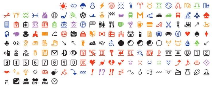 coleção de imojis