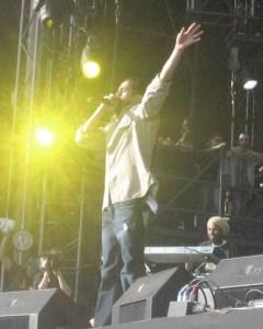 "Damian ""Jr. Gong"" Marley rocks the Main Stage at Rothbury"