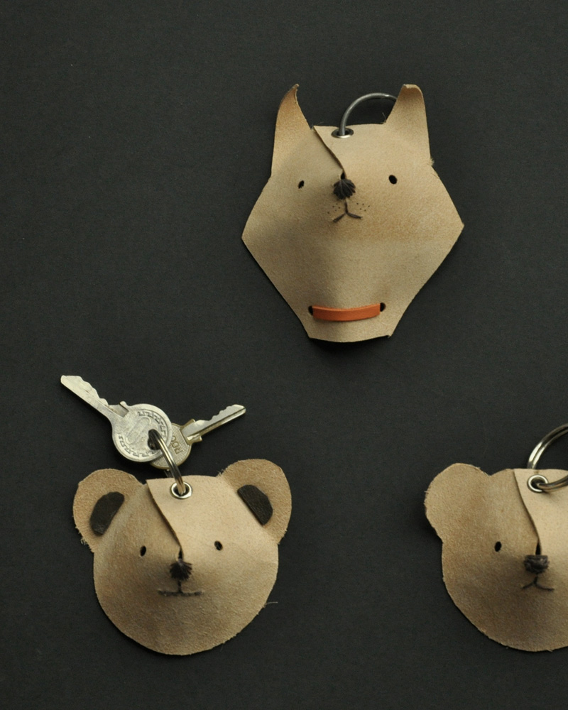Diy Porte Clé Un Porte Clé Animal Diy Shake My Blog