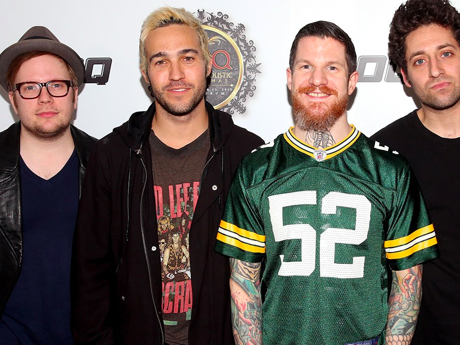 Fall Out Boy Wallpapers 2015 New Fall Out Boy Single Young And Menace Has Something