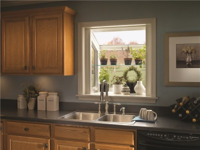 Great Lakes Seabrooke Replacement Window Garden Window
