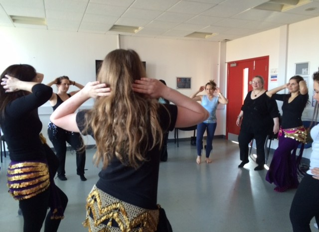 Private Belly Dance Classes