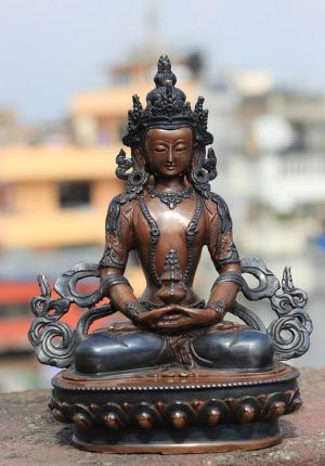Aparmita Buddha Statue Antique