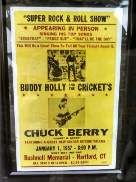 Original vintage #ChuckBerry poster from Summerfestive on Shalavee.com