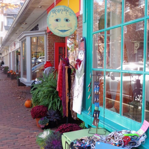 Moonvine in Easton, MD : A Unique Little Shop