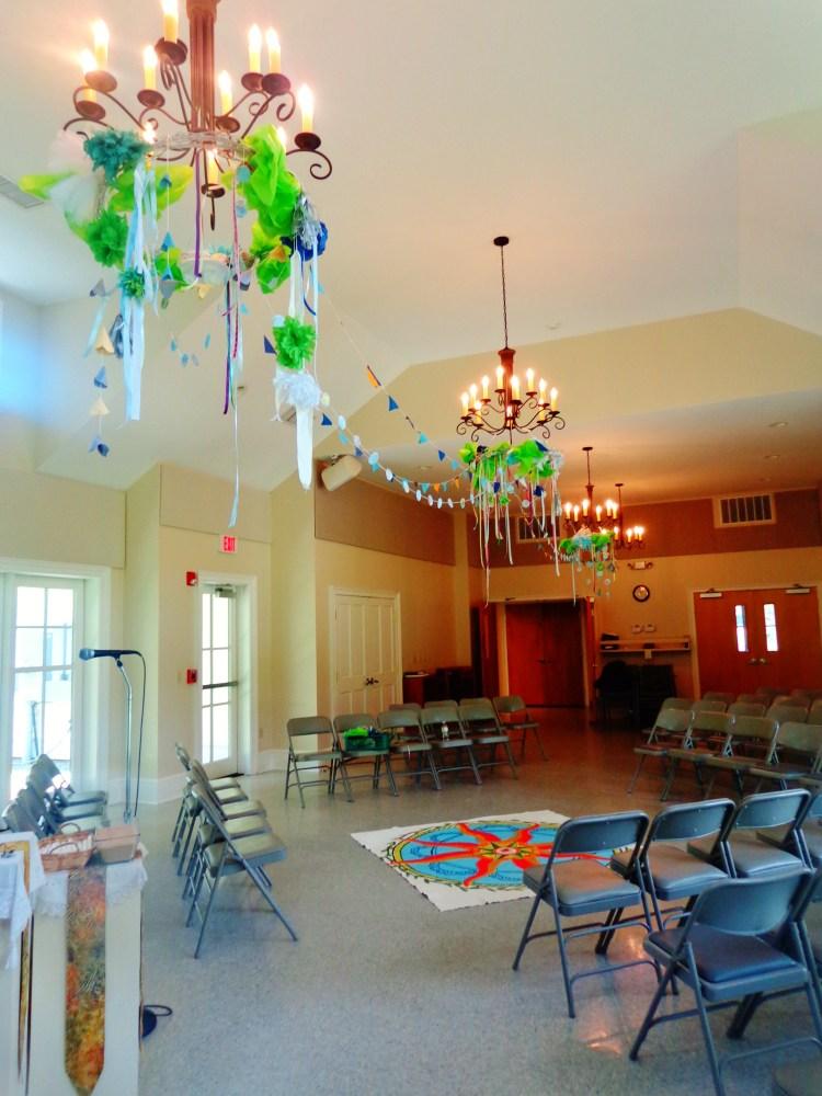 Sanctuary decorations 2015 on Shalavee.com
