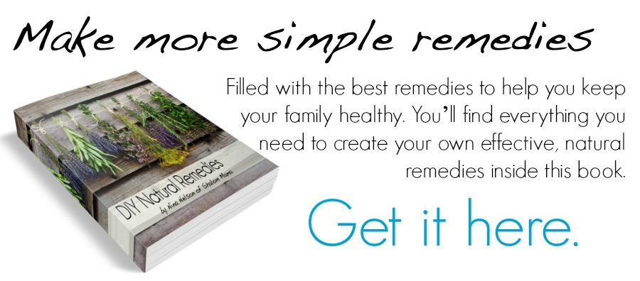 Make more simple remedies
