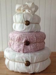 How to Create a Unique Diaper Cake