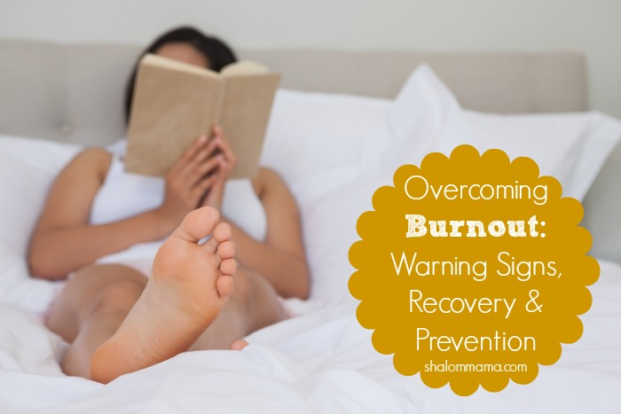 Overcoming Burnout Warning Signs, Recovery & Prevention