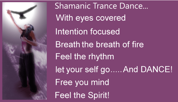 Shamanic Trance Dance Sacred Prayer and Tobacco