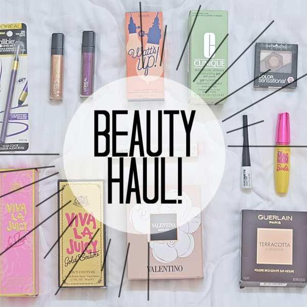 Makeup-Beauty-haul