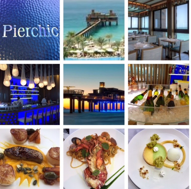 Pierchic restaurant, Dubai
