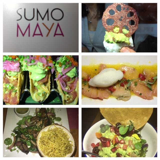 Sumo Maya, Scottsdale, Arizona