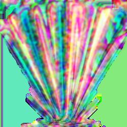 Spray those colors, you crazy diamond. Spray those colors.