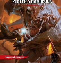 Dungeons & Dragons Fifth Edition Players Handbook Cover