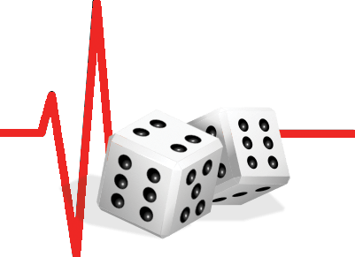 Heart rate and dice