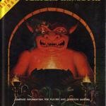 AD&D Players's Handbook 1st Edition Original Cover