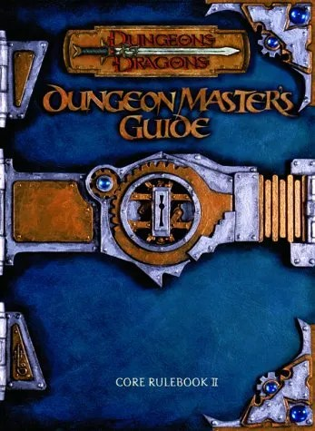 D&D Dungeon Masters Guide 3rd Edition