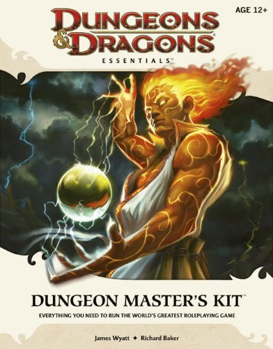 D&D Essentials Dungeon Master's Kit 4th Edition