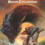 D&D Rules Cyclopedia