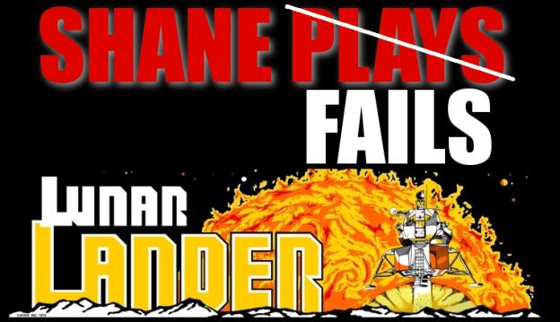 Shane Plays Lunar Lander