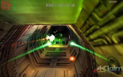 Forsaken game screen shot
