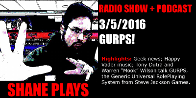 shane plays podcast title 3-5-2016
