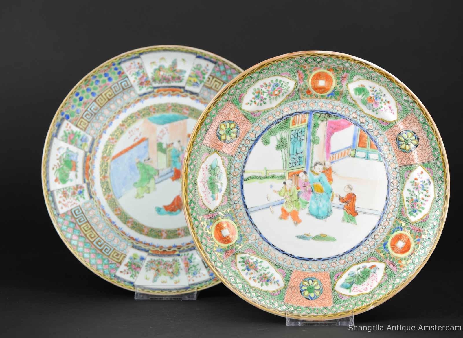 Hand ... & Ceramic Childrens Plates - Castrophotos