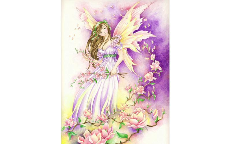 Steampunk Girl Wallpaper Hd Shannon M Valentine Fantasy Artist